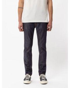 Jeans NUDIE JEANS Lean Dean Dry Ecru Embo