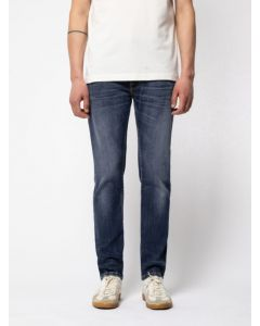 Jeans NUDIE JEANS Lean Dean Worn Indigofera