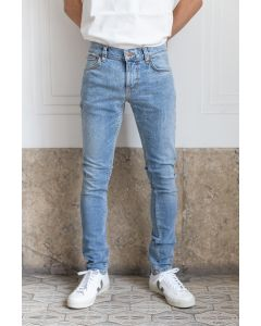 Jeans NUDIE JEANS Tight Terry Blue Horizon