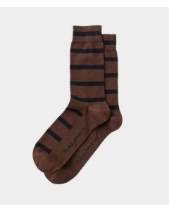 Socken NUDIE JEANS Olson Tigerstripes