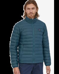 Jacke PATAGONIA Men's Down Sweater Jacket Abalone Blue