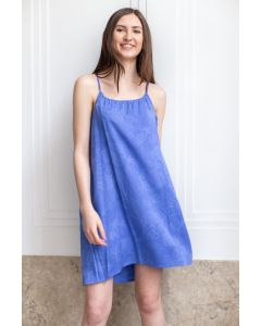 Kleid PATAGONIA June Lake Swing Dress Float Blue