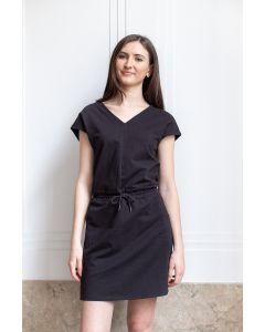 Kleid PATAGONIA Organic Cotton Roaming Dress Black