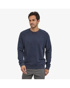 Sweater PATAGONIA Trail Harbor Crewneck Pigeon Blue