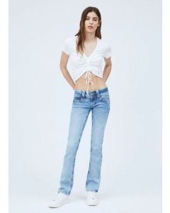 Jeans PEPE JEANS Venus Light Blue