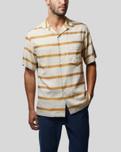 Hemd PORTUGUESE FLANNEL San Francisco Shirt Gold