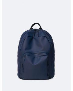 Rucksack von RAINS Base Bag blue