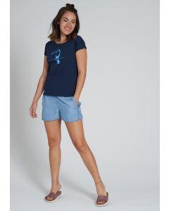 T-Shirt RECOLUTION Tucan Navy