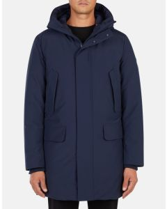 Parka SAVE THE DUCK Copyy P4318M Blue Black