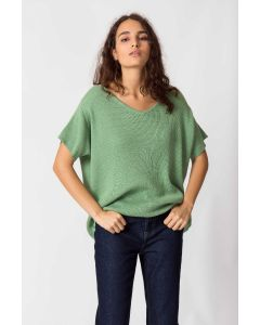 Sweater SKUNKFUNK Hekuba Pale Green