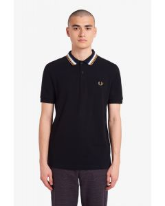 Poloshirt FRED PERRY Black