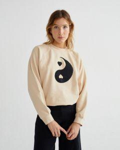 Sweatshirt THINKING MU Yin Yang Shell