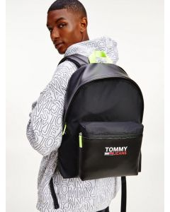 Rucksack TOMMY HILFIGER Campus Laptop-Backpack Black