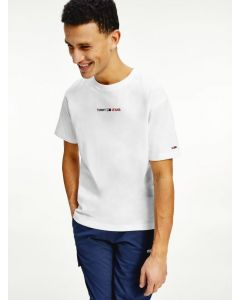 T-Shirt TOMMY HILFIGER White