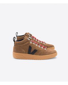 Sneaker VEJA Roraima Suede Men Brown Black