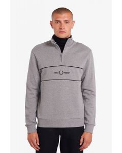 Sweatshirt FRED PERRY Grey