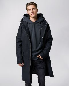 Parka TIGHA Jonathan Black