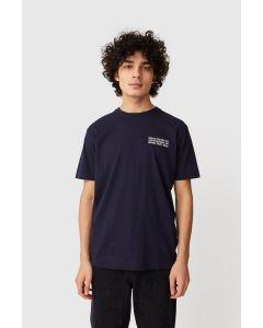 Shirt WOODWOOD Info T-Shirt Navy