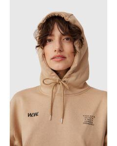 Kapuzensweater WOODWOOD Mary Hoodie Khaki