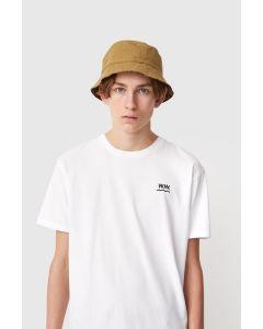 Shirt WOODWOOD Wave T-Shirt Bright White