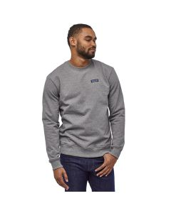 Sweater PATAGONIA P-6 Label Uprisal Gravel Heather