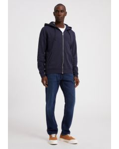 Sweatjacke ARMEDANGELS Zaac Depth Navy